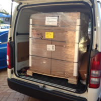 First Shipment of ArmRX products to Meccatech